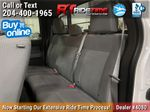 White[Oxford White] 2014 Ford F-150 XLT Left Side Rear Seat  Photo in Winnipeg MB