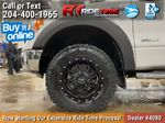 White[Oxford White] 2014 Ford F-150 XLT Left Front Rim and Tire Photo in Winnipeg MB
