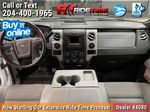 White[Oxford White] 2014 Ford F-150 XLT Central Dash Options Photo in Winnipeg MB