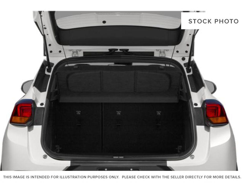 Black[Ebony Twilight Metallic] 2022 Buick Encore GX Trunk / Cargo Area Photo in Edmonton AB