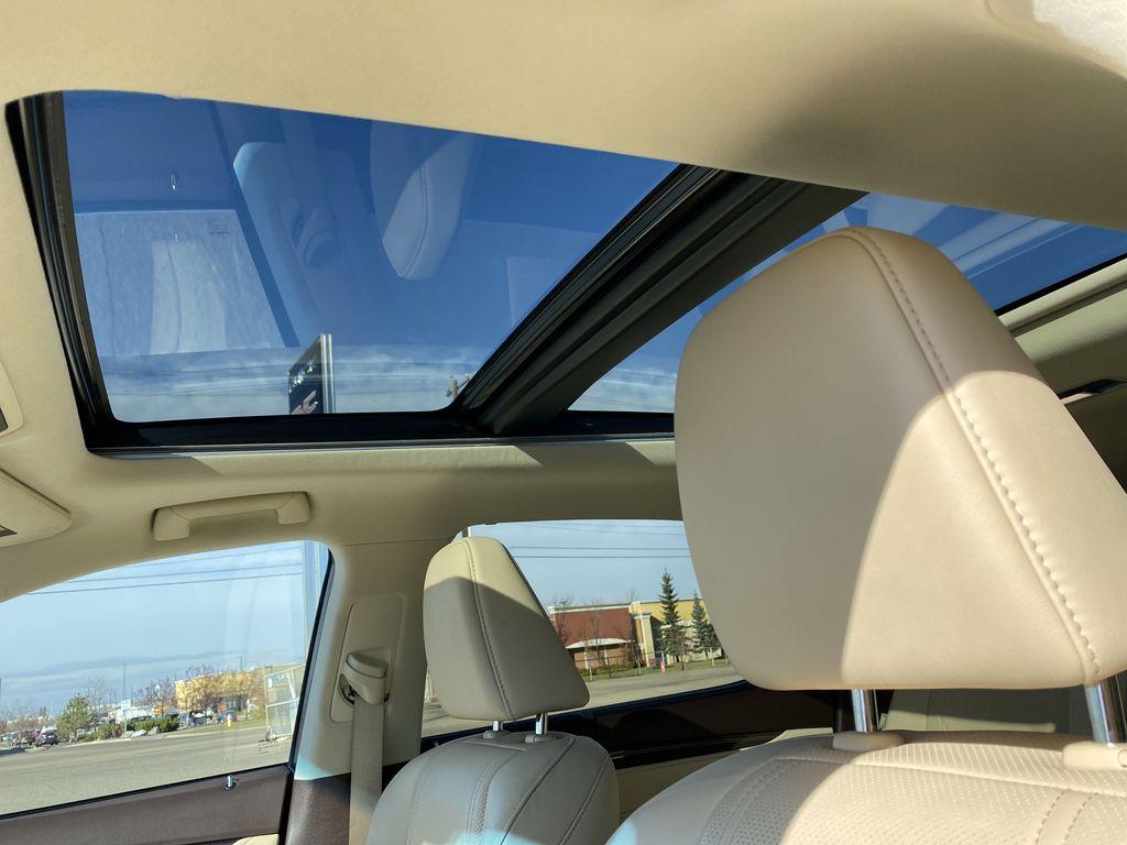 White[Eminent White Pearl] 2017 Lexus RX 350 Sunroof Photo in Edmonton AB