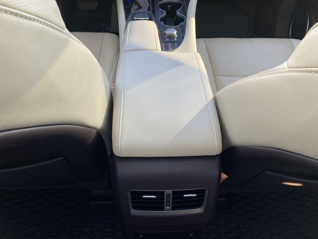White[Eminent White Pearl] 2017 Lexus RX 350 Center Console Photo in Edmonton AB
