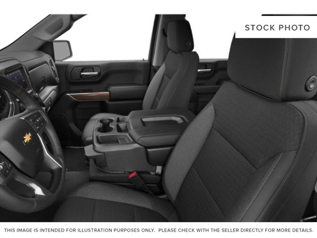 2020 Chevrolet Silverado 1500 Left Front Interior Photo in Fort Macleod AB