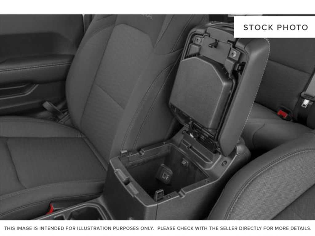 Black[Black] 2021 Jeep Wrangler Center Console Photo in Fort Macleod AB