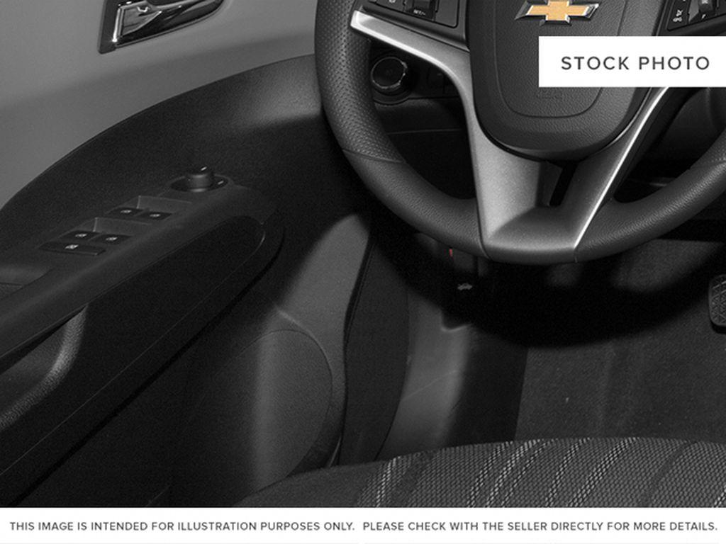 2014 Chevrolet Sonic Left Front Interior Door Panel Photo in Medicine Hat AB
