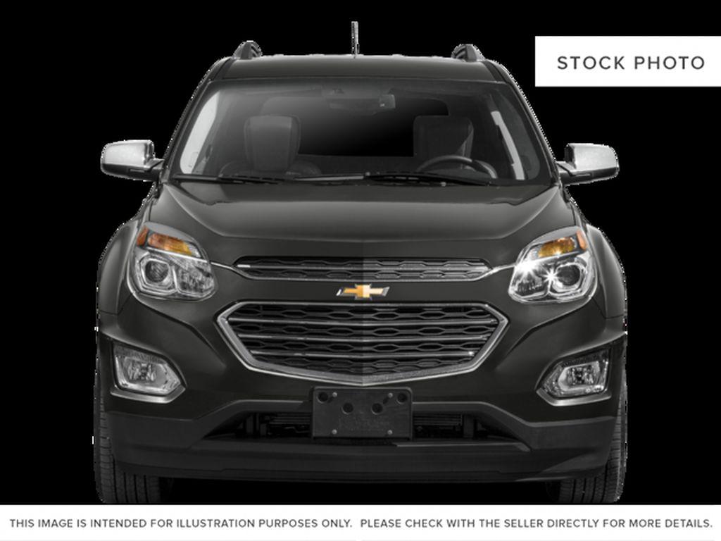 Gray[Nightfall Grey Metallic] 2017 Chevrolet Equinox Front Vehicle Photo in Fort Macleod AB