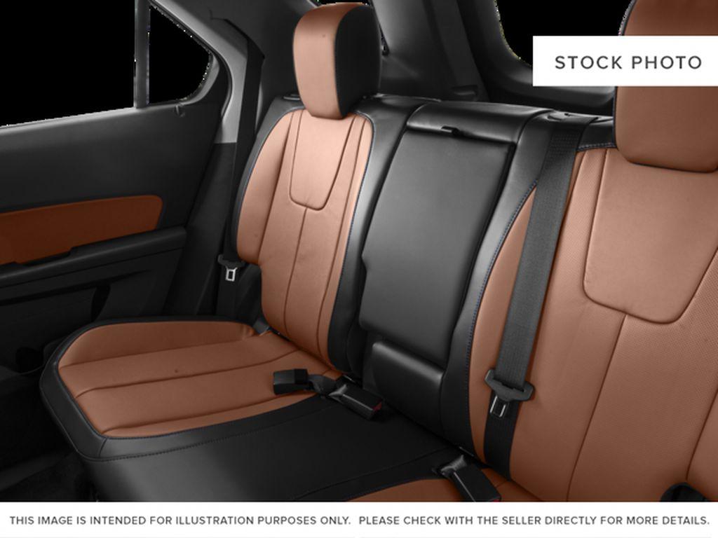 Gray[Nightfall Grey Metallic] 2017 Chevrolet Equinox Left Side Rear Seat  Photo in Fort Macleod AB