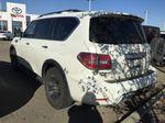 White[Pearl White] 2017 Nissan Armada PLATINUM Left Rear Corner Photo in Sherwood Park AB