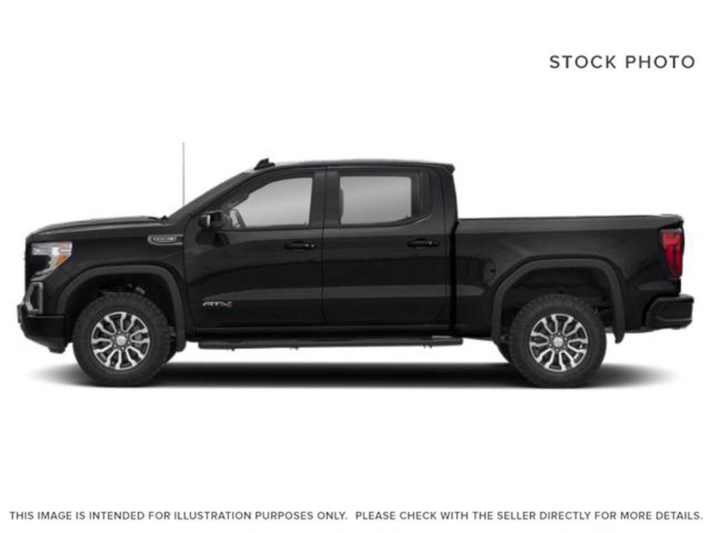 Black[Ebony Twilight Metallic] 2021 GMC Sierra 1500 Left Side Photo in Canmore AB