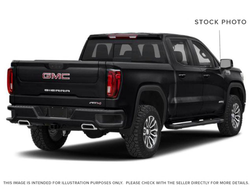 Black[Ebony Twilight Metallic] 2021 GMC Sierra 1500 Right Rear Corner Photo in Canmore AB