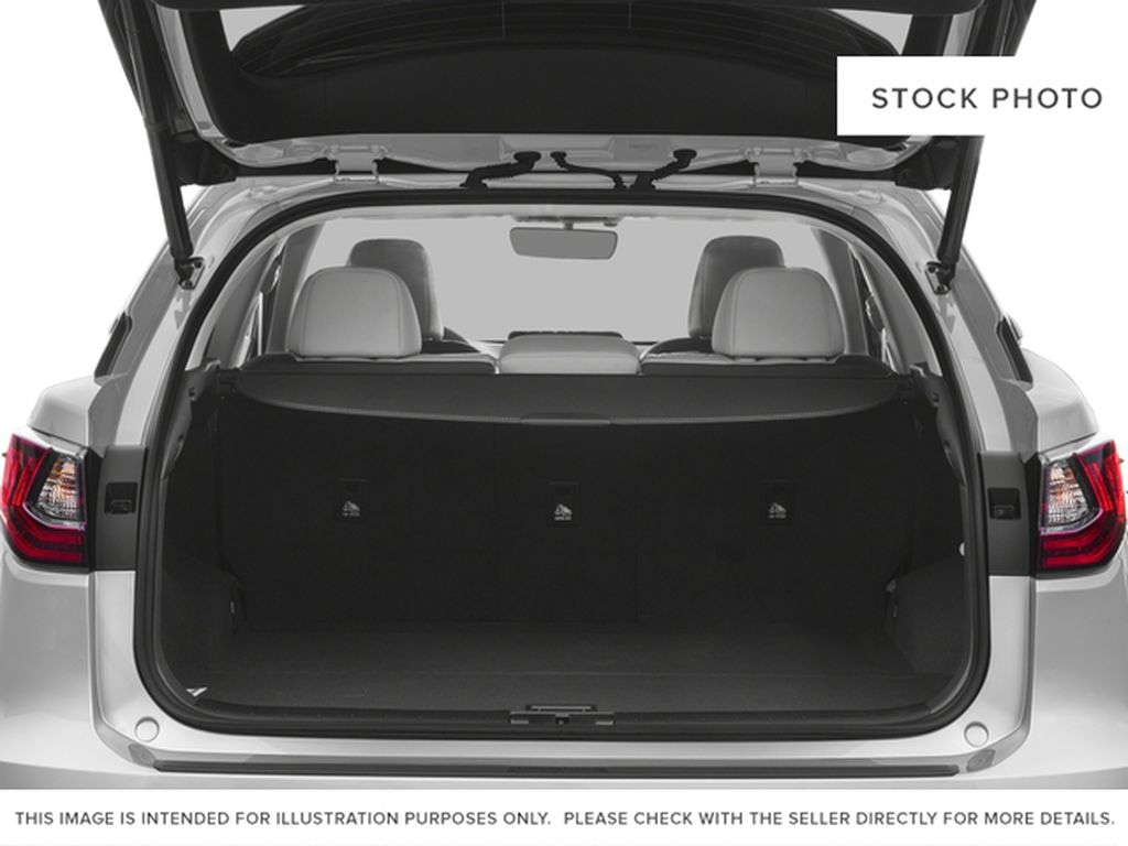 2016 Lexus RX 350 Trunk / Cargo Area Photo in Edmonton AB