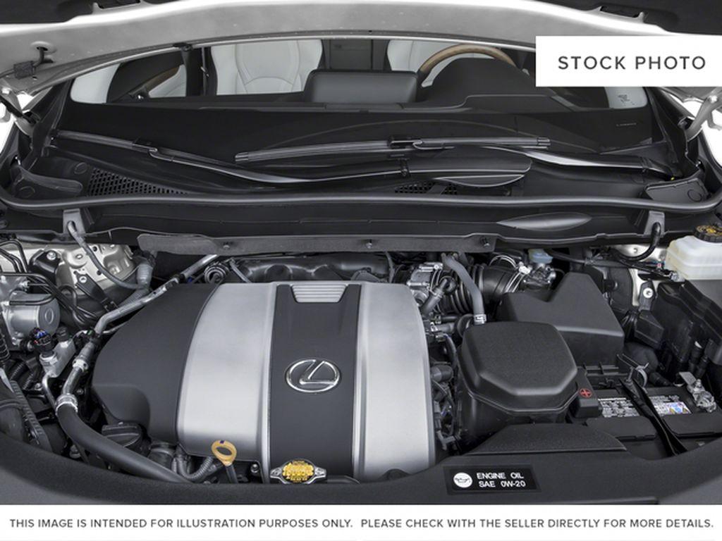 2016 Lexus RX 350 Engine Compartment Photo in Edmonton AB