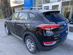 Black[Ash Black] 2018 Hyundai Tucson SE Left Rear Corner Photo in Canmore AB