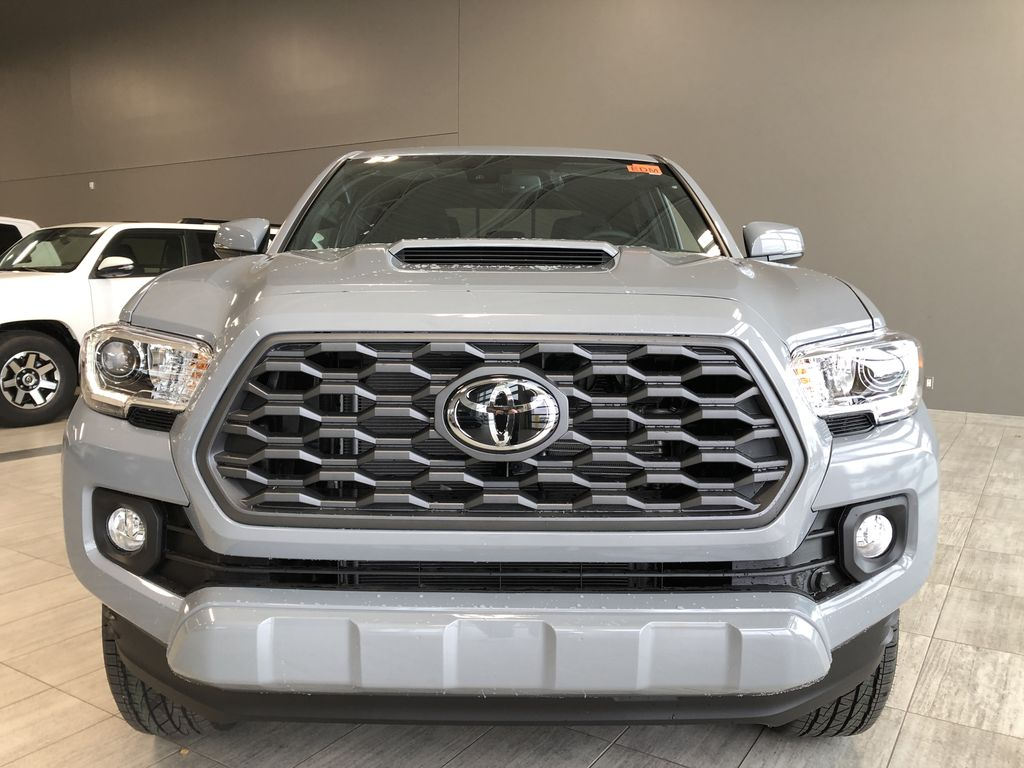 Cement 2021 Toyota Tacoma 4WD Double Cab TRD Sport Odometer Photo in Edmonton AB