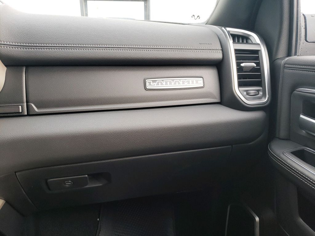 Blue[Blue Streak Pearl] 2019 Ram 3500 Engine Compartment Photo in Fort Macleod AB