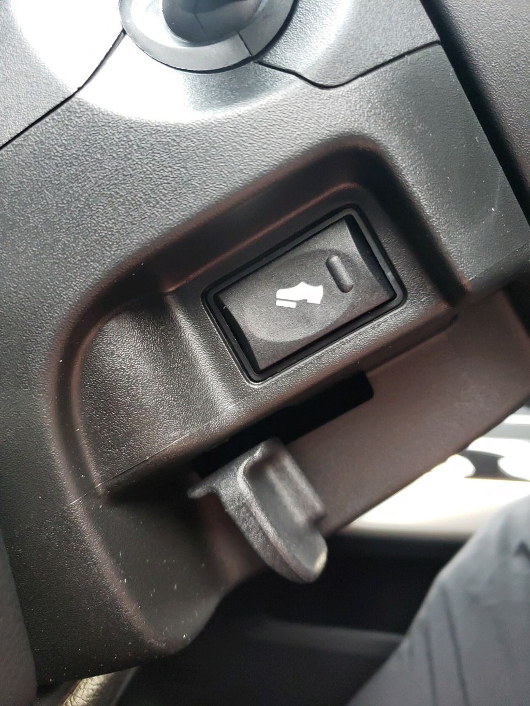 Blue[Blue Streak Pearl] 2019 Ram 3500 Left Side Rear Seat  Photo in Fort Macleod AB