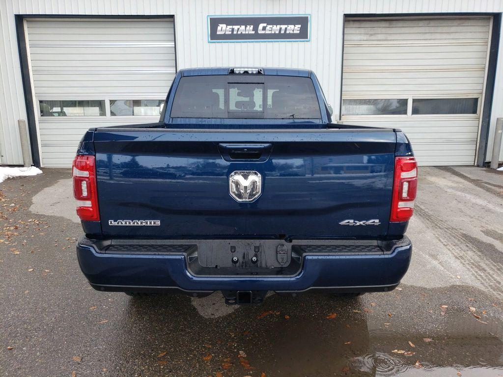 Blue[Blue Streak Pearl] 2019 Ram 3500  Driver's Side Door Controls Photo in Fort Macleod AB