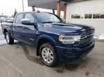 Blue[Blue Streak Pearl] 2019 Ram 3500 Left Front Rim and Tire Photo in Fort Macleod AB