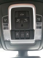 Blue[Blue Streak Pearl] 2019 Ram 3500 Center Console Photo in Fort Macleod AB