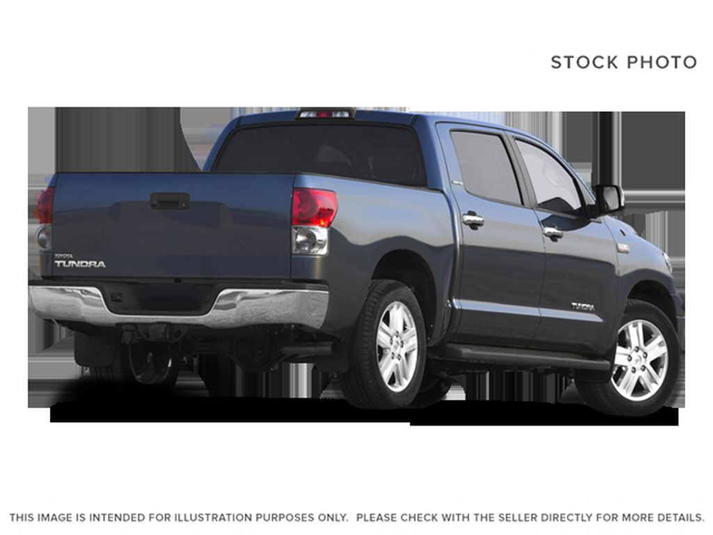 Gray[Pyrite Mica] 2009 Toyota Tundra Right Rear Corner Photo in Fort Macleod AB