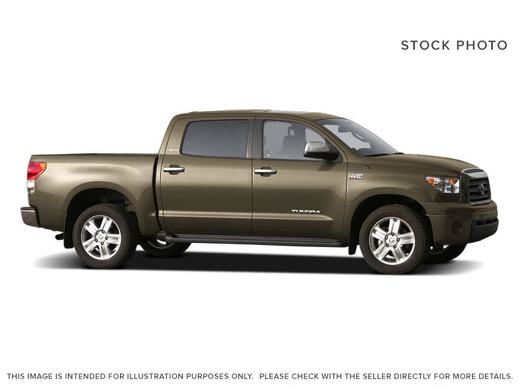Gray[Pyrite Mica] 2009 Toyota Tundra Left Side Photo in Fort Macleod AB