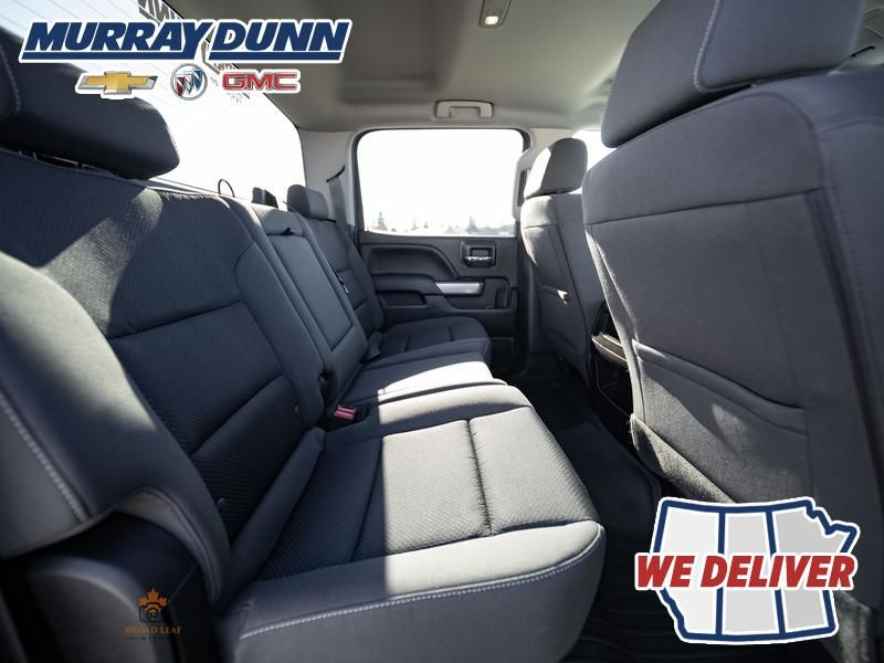 2016 Chevrolet Silverado 1500 2LT Right Rear Seat Photo in Nipawin SK