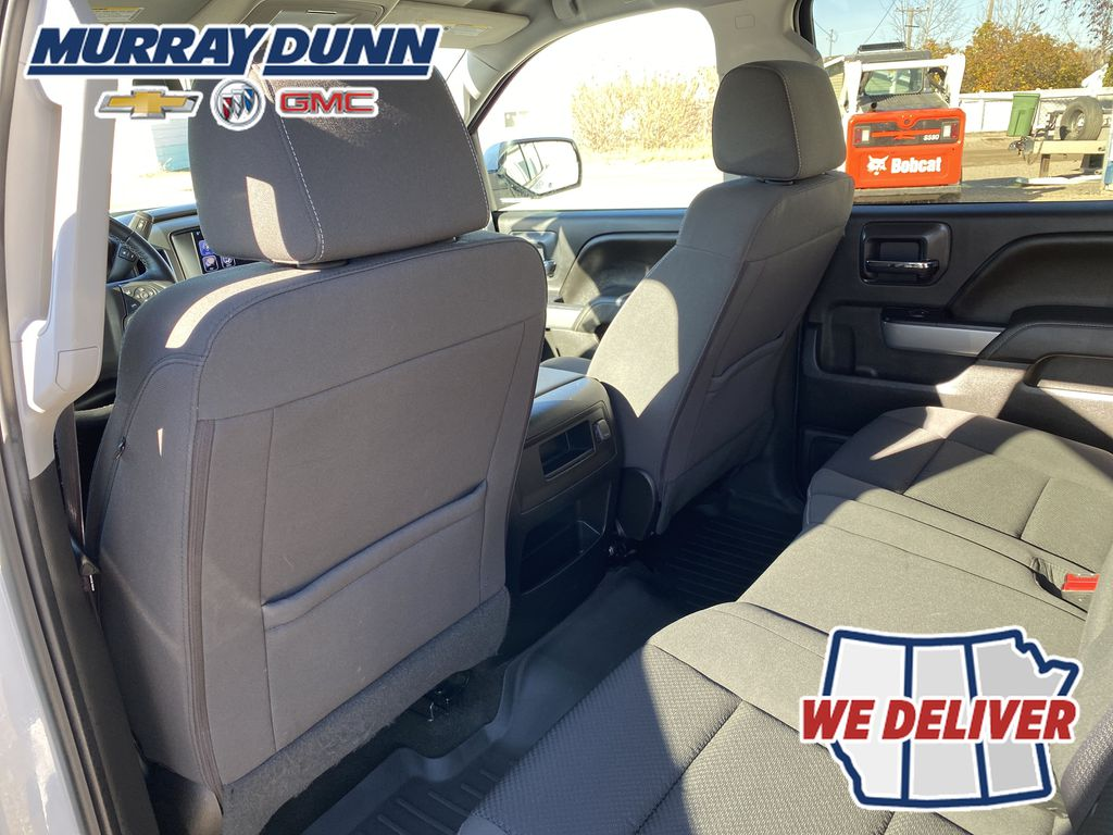 2016 Chevrolet Silverado 1500 2LT Rear Climate Controls Photo in Nipawin SK