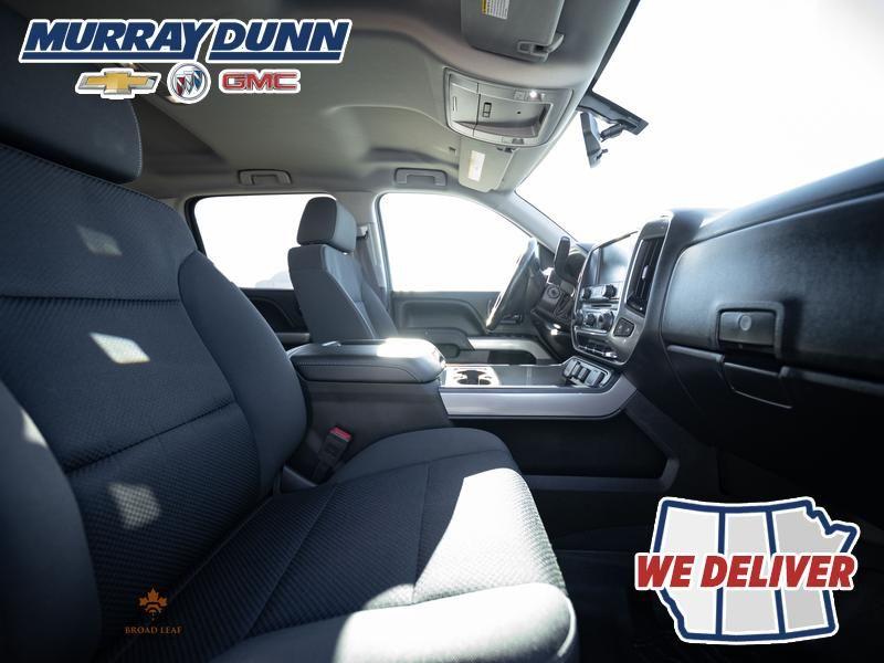 2016 Chevrolet Silverado 1500 2LT Front Right Interior Photo in Nipawin SK
