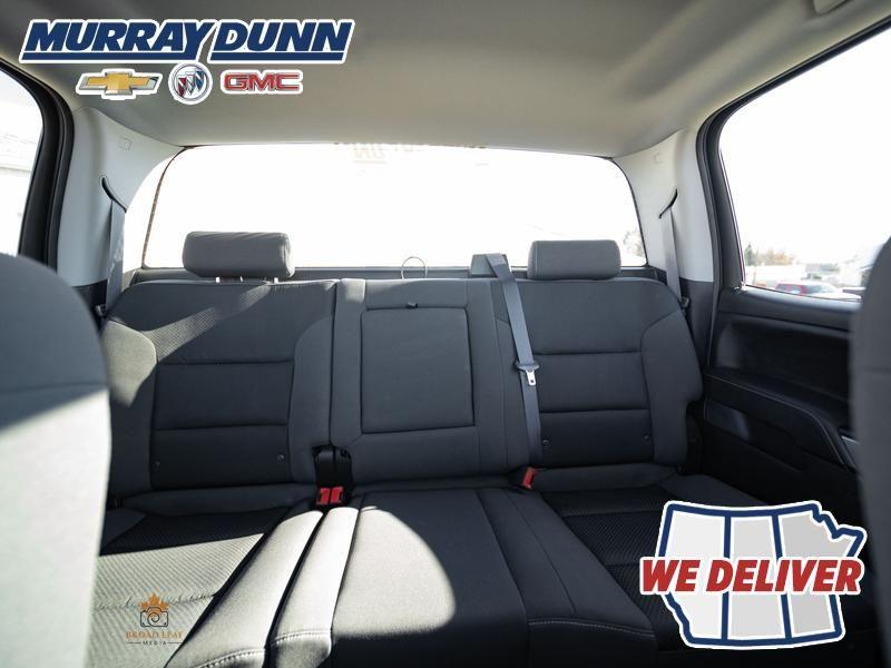 2016 Chevrolet Silverado 1500 2LT Rear Seat Centered in Nipawin SK