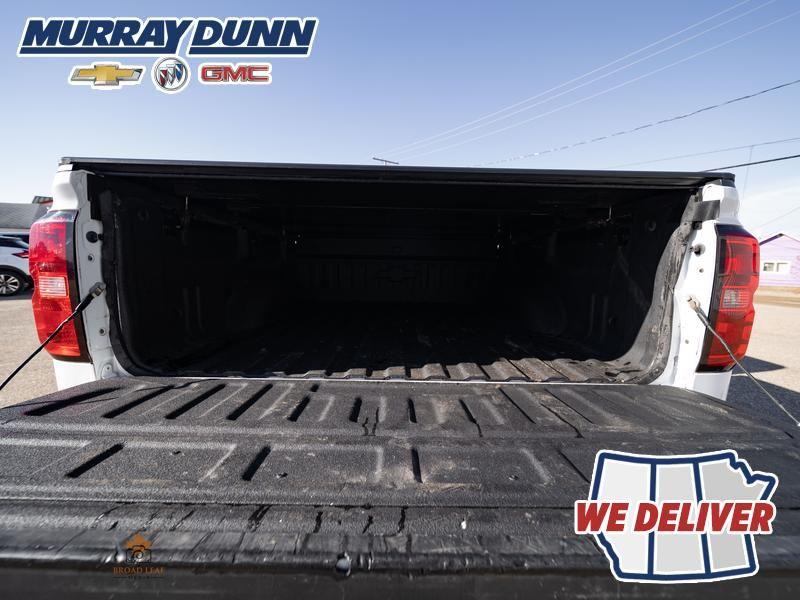 2016 Chevrolet Silverado 1500 2LT Trunk / Cargo Area Photo in Nipawin SK