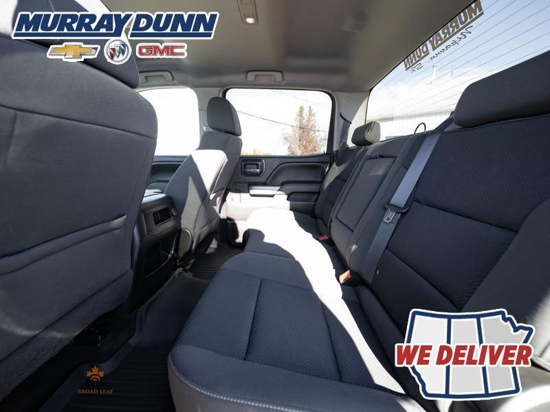 2016 Chevrolet Silverado 1500 2LT Left Rear Seat in Nipawin SK
