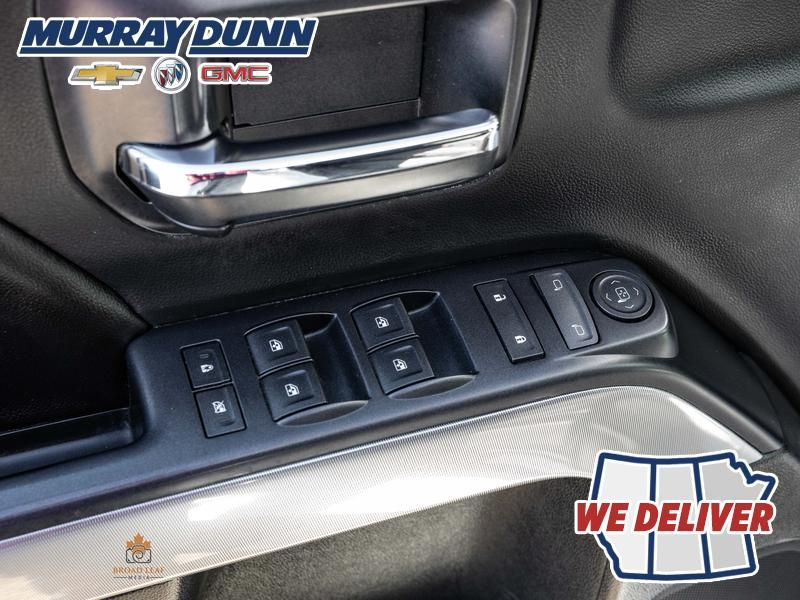 2016 Chevrolet Silverado 1500 2LT  Driver's Side Door Controls Photo in Nipawin SK