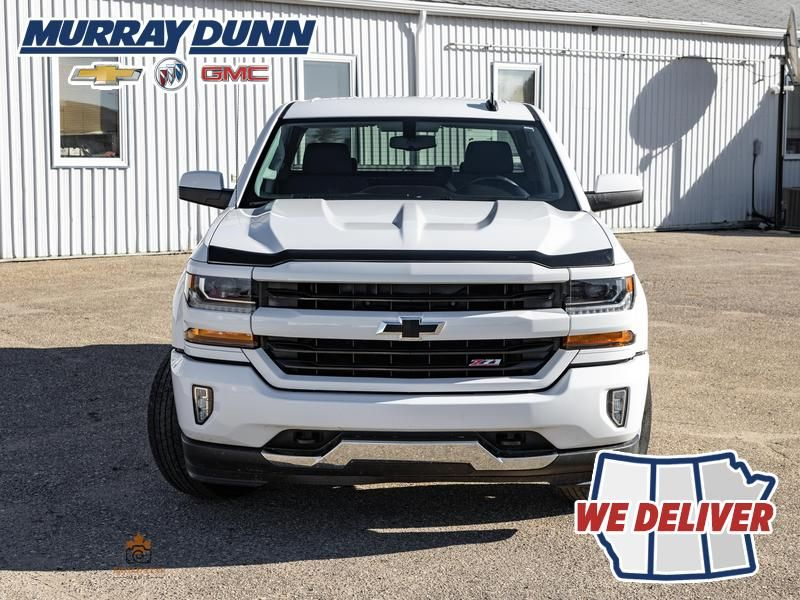 2016 Chevrolet Silverado 1500 2LT Front Vehicle Photo (Low) in Nipawin SK