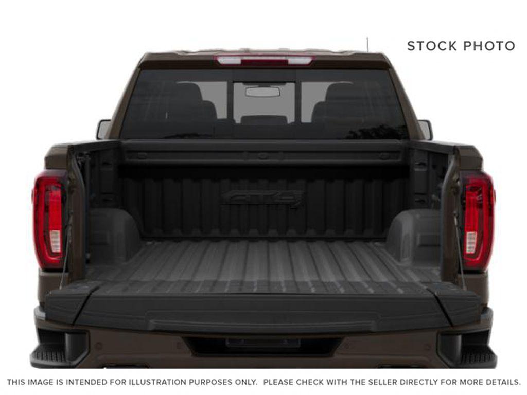 Black[Onyx Black] 2021 GMC Sierra 1500 AT4 Trunk / Cargo Area Photo in Calgary AB