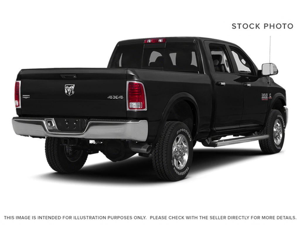 Black[Black] 2013 Ram 2500 Right Rear Corner Photo in Edmonton AB