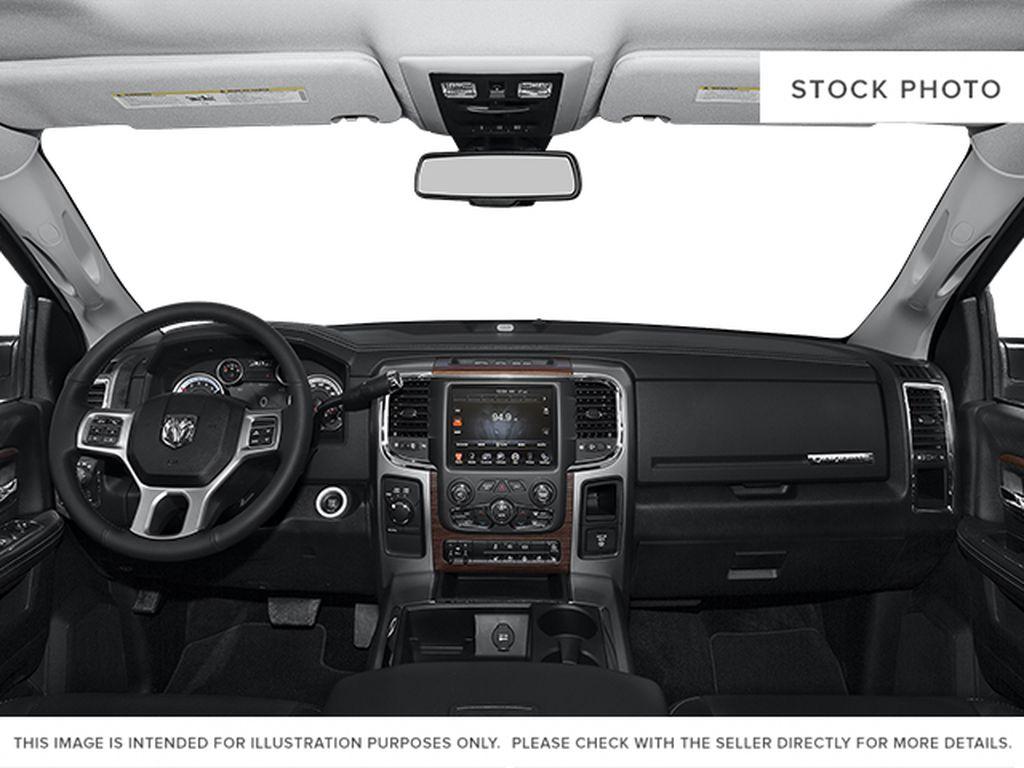 Black[Black] 2013 Ram 2500 Central Dash Options Photo in Edmonton AB