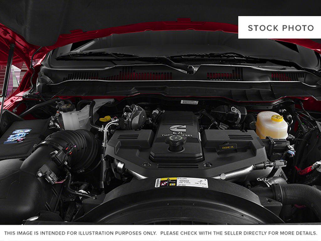 Black[Black] 2013 Ram 2500 Engine Compartment Photo in Edmonton AB