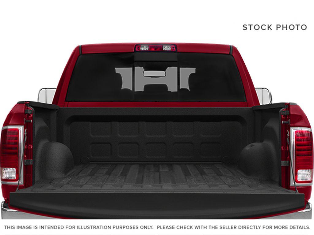 Black[Black] 2013 Ram 2500 Trunk / Cargo Area Photo in Edmonton AB
