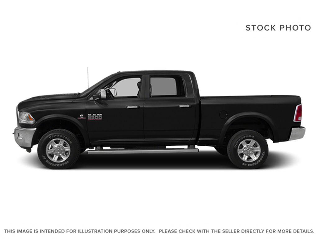 Black[Black] 2013 Ram 2500 Left Side Photo in Edmonton AB