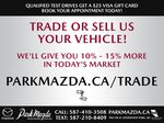 SNOW FLAKE WHITE PEARL(25D) 2021 Mazda CX-30 PM Marketing Slide 1 in Edmonton AB