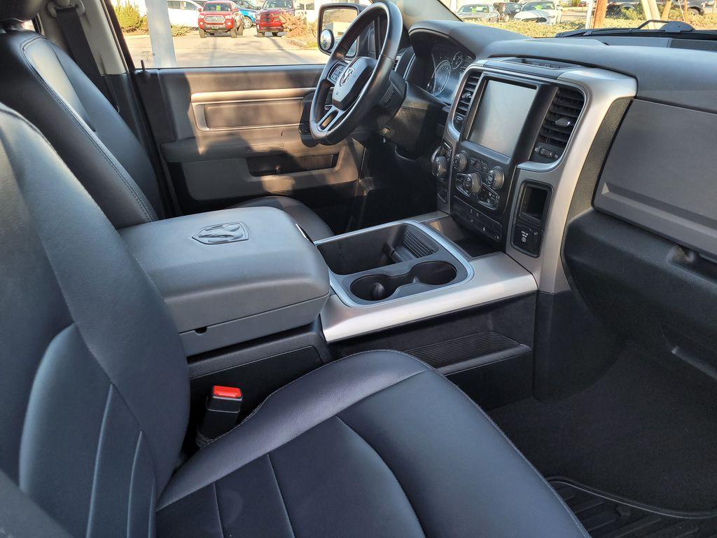 Black[Brilliant Black Crystal Pearl] 2016 Dodge Ram 1500 Outdoorsman 4WD Right Front Interior Door Panel Photo in Kelowna BC