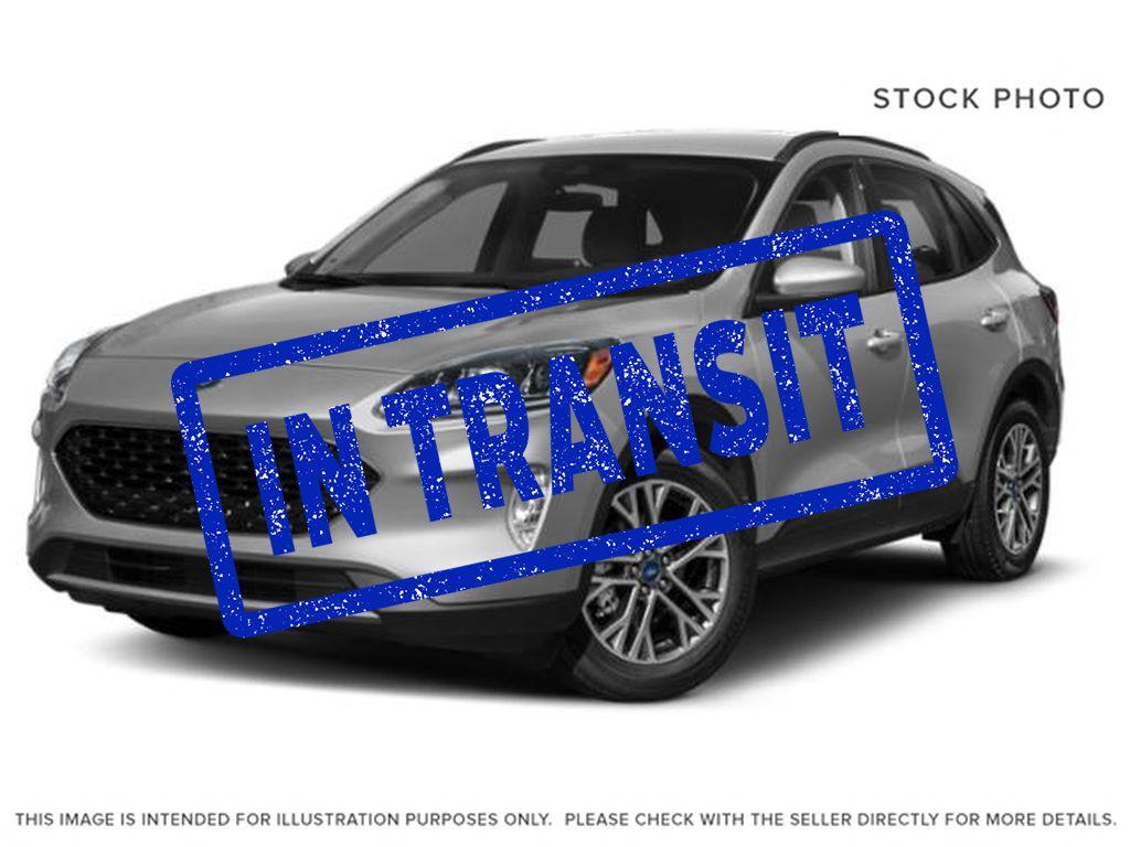 CARBONIZED GREY METALLIC 2022 Ford Escape