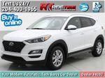 White[Crystal White] 2020 Hyundai Tucson Preferred AWD Primary Photo in Winnipeg MB