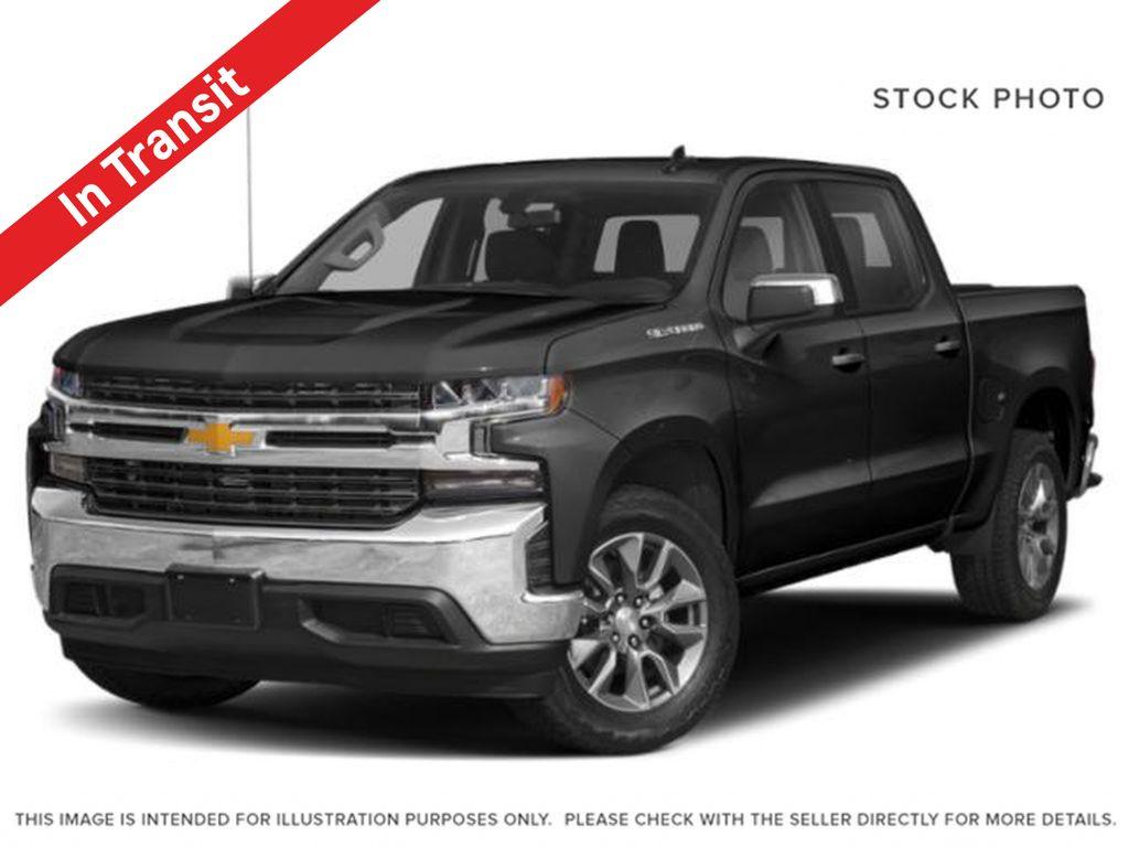 Black[Black] 2021 Chevrolet Silverado 1500 RST