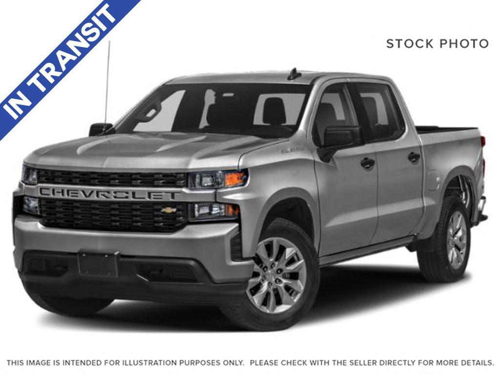 Grey[Satin Steel Metallic] 2021 Chevrolet Silverado 1500