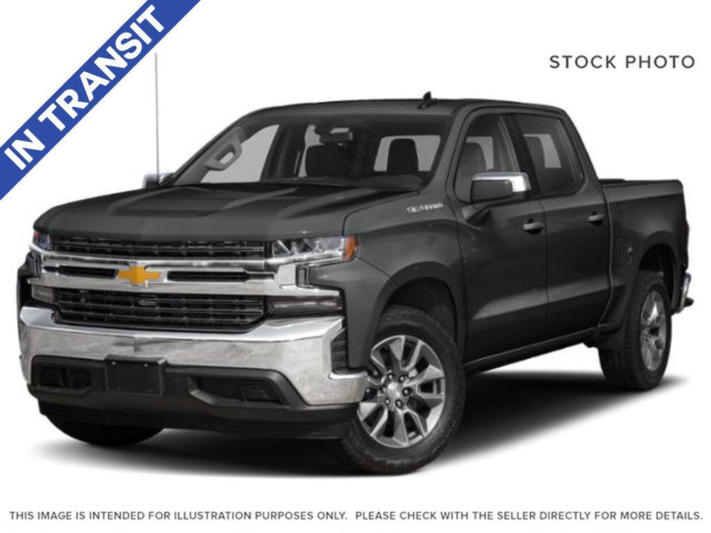 Grey[Satin Steel Metallic] 2022 Chevrolet Silverado 1500 LTD