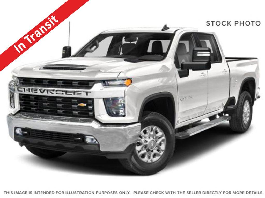 White[Summit White] 2022 Chevrolet Silverado 2500HD LT