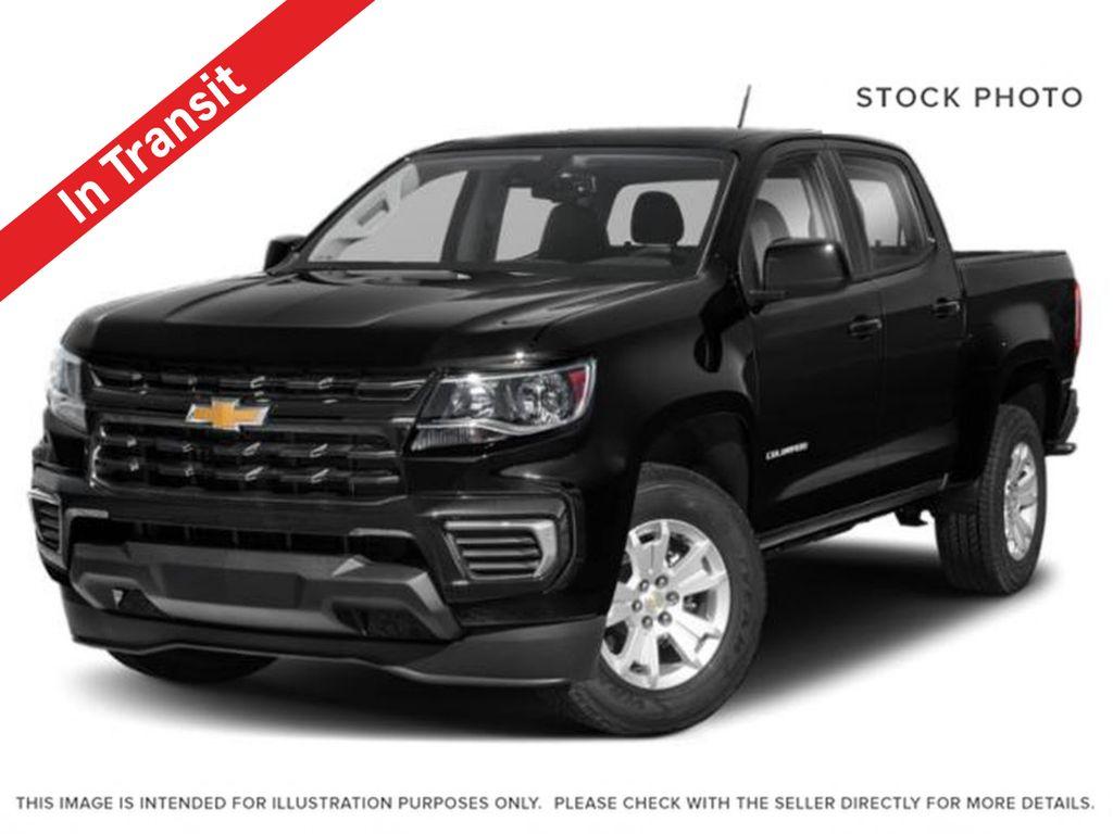Black[Black] 2022 Chevrolet Colorado ZR2