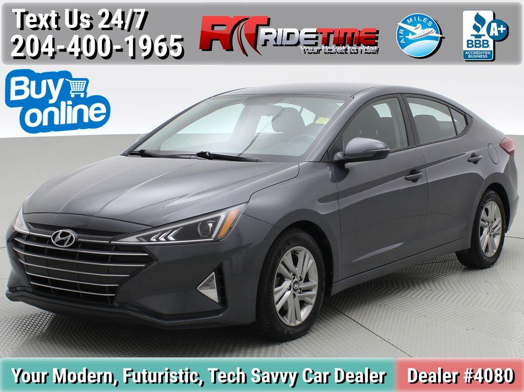 Gray[Iron Gray] 2019 Hyundai Elantra Preferred