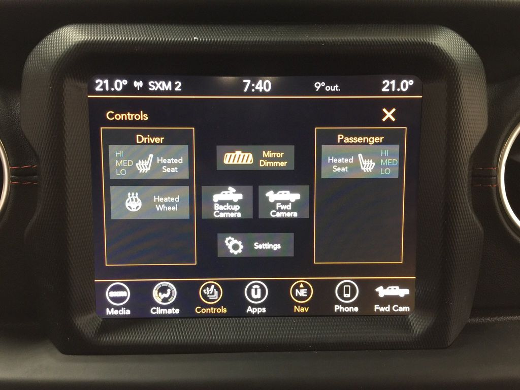 used 2020 Jeep Gladiator car, priced at $63,998